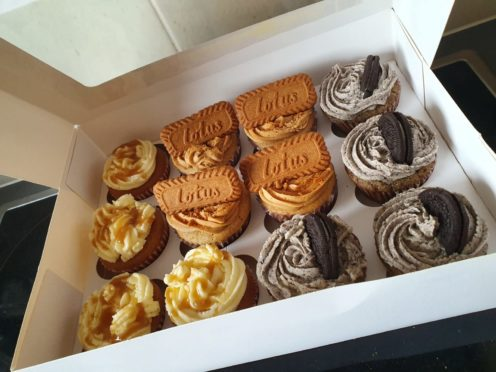 Some of the bakes on offer