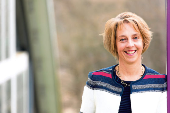 Professor Elizabeth Gammie, Head of Aberdeen Business School