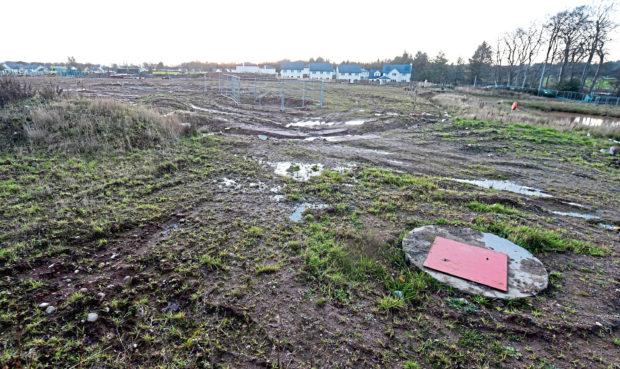 The land at Hazledene Road where Dandara will build its homes
