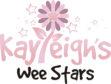 kayleigh's wee stars logo