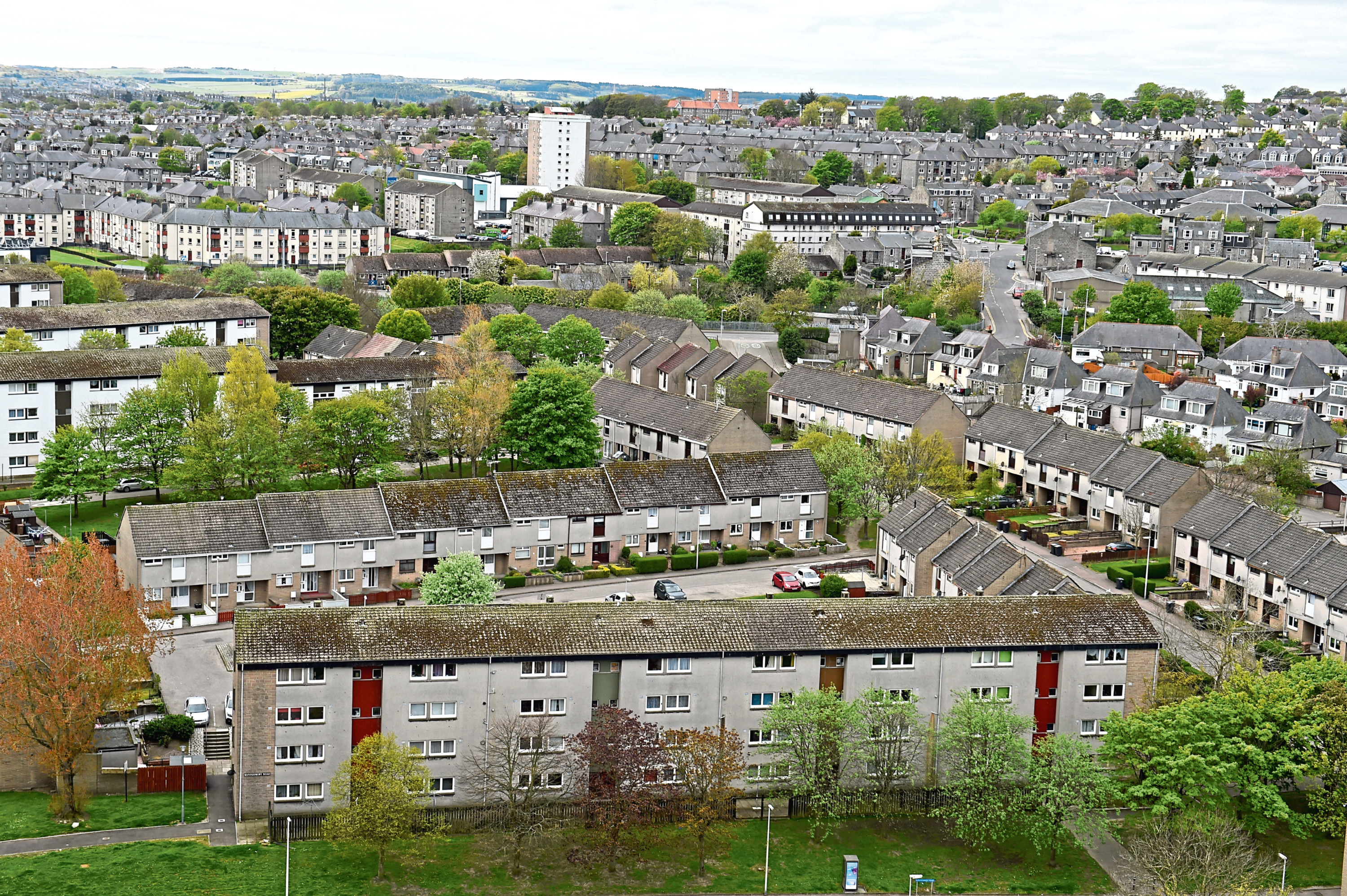 Aberdeen City Council has promised new housing