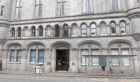 Krzysztof Peter appeared at Aberdeen Sheriff Court