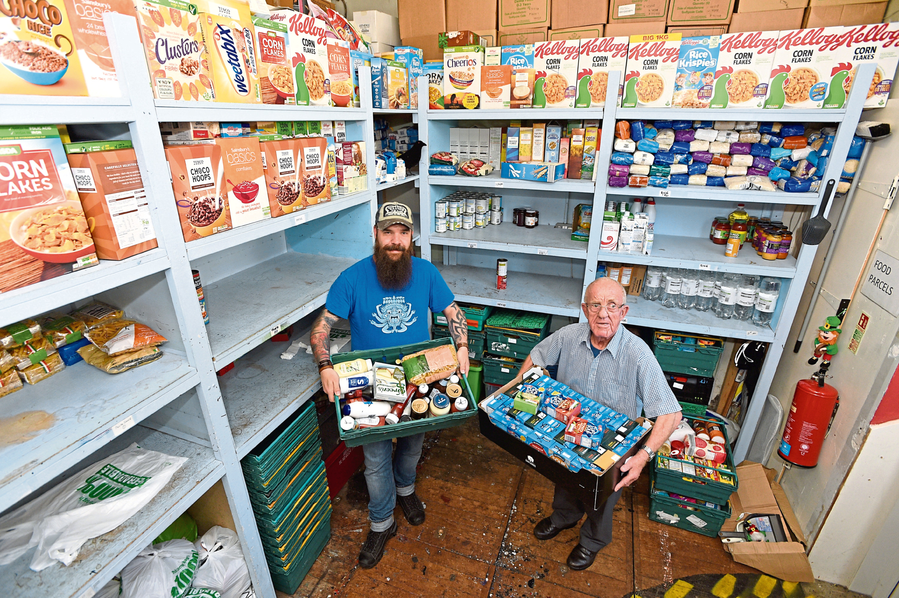 The Instant Neighbour food bank
