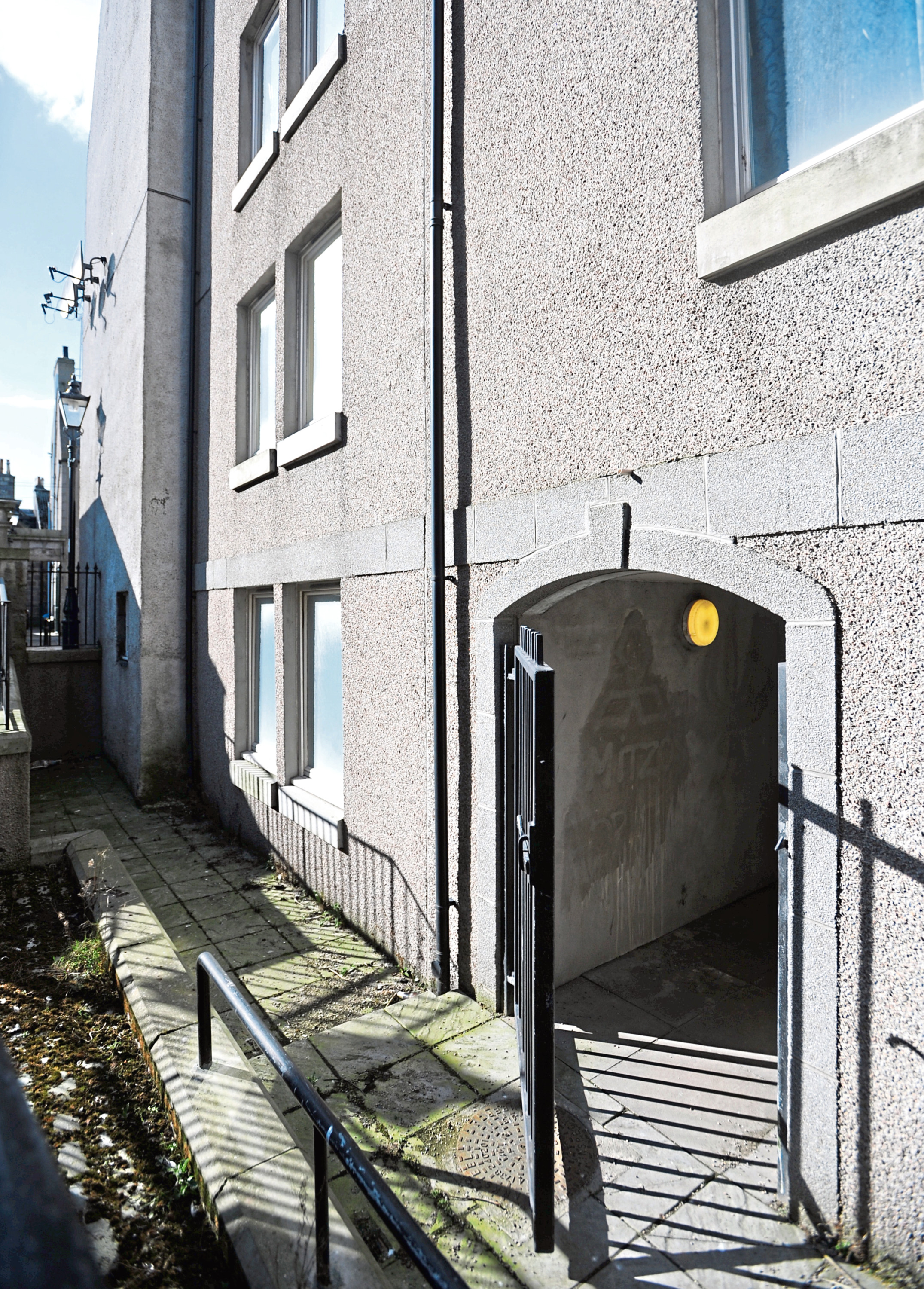 Mews-style flats have already been built on the historic Adelphi