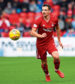 Aberdeen's Craig Bryson in action at Pittodrie