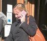 Marion Morrison leaves Aberdeen Sheriff Court