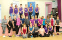 A group of Jazzercise instructors from across Aberdeen and Aberdeenshire have come together to hold a fundraising day in aid of VSA's Changing Lives campaign