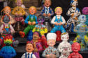 Oor Wullie sculptures have been auctioned off for children's hospital charities.