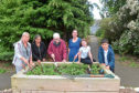 The Tullos Community Garden group