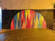 The new Vexta art work outside Tunnels