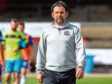 Cove manager Paul Hartley