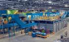 Inside Aberdeen's recycling centre