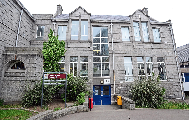 Gilcomstoun Primary School