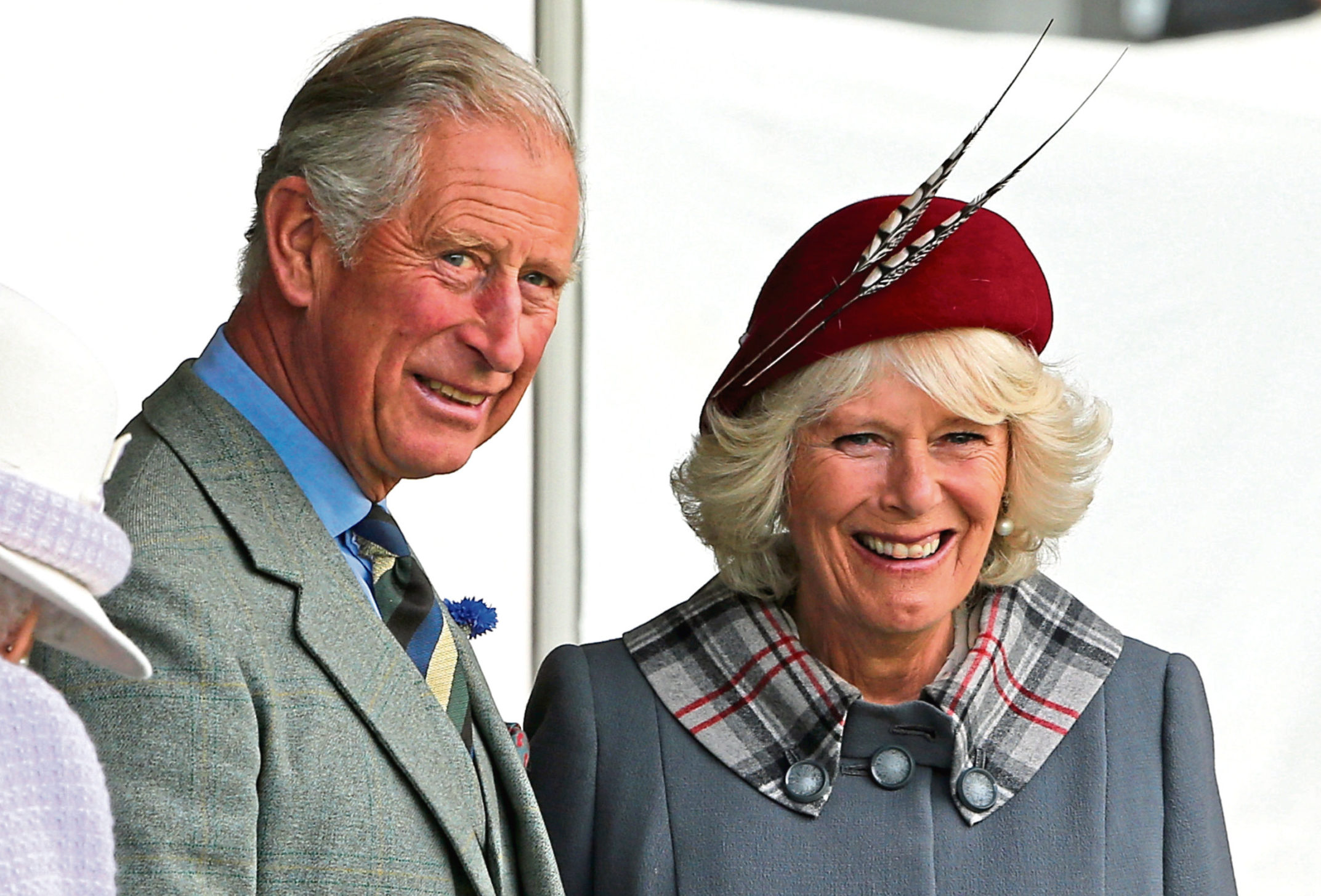 The Duke and Duchess of Rothesay will be in the north-east next week