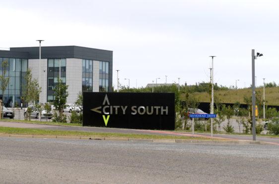 Aberdeen's City South Business Park