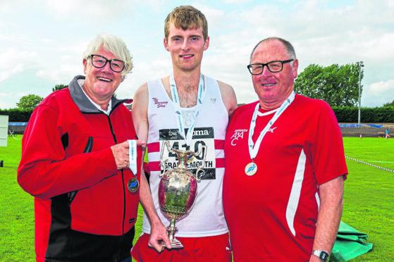FPSG Scottish Athletics Senior & U17 2019 (C) Bobby Gavin Byline Must be Used