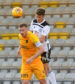 Peterhead's new signing David Ferguson, right, in action for former club Ayr United against Livingston