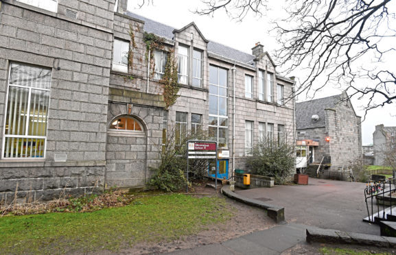 Gilcomstoun School