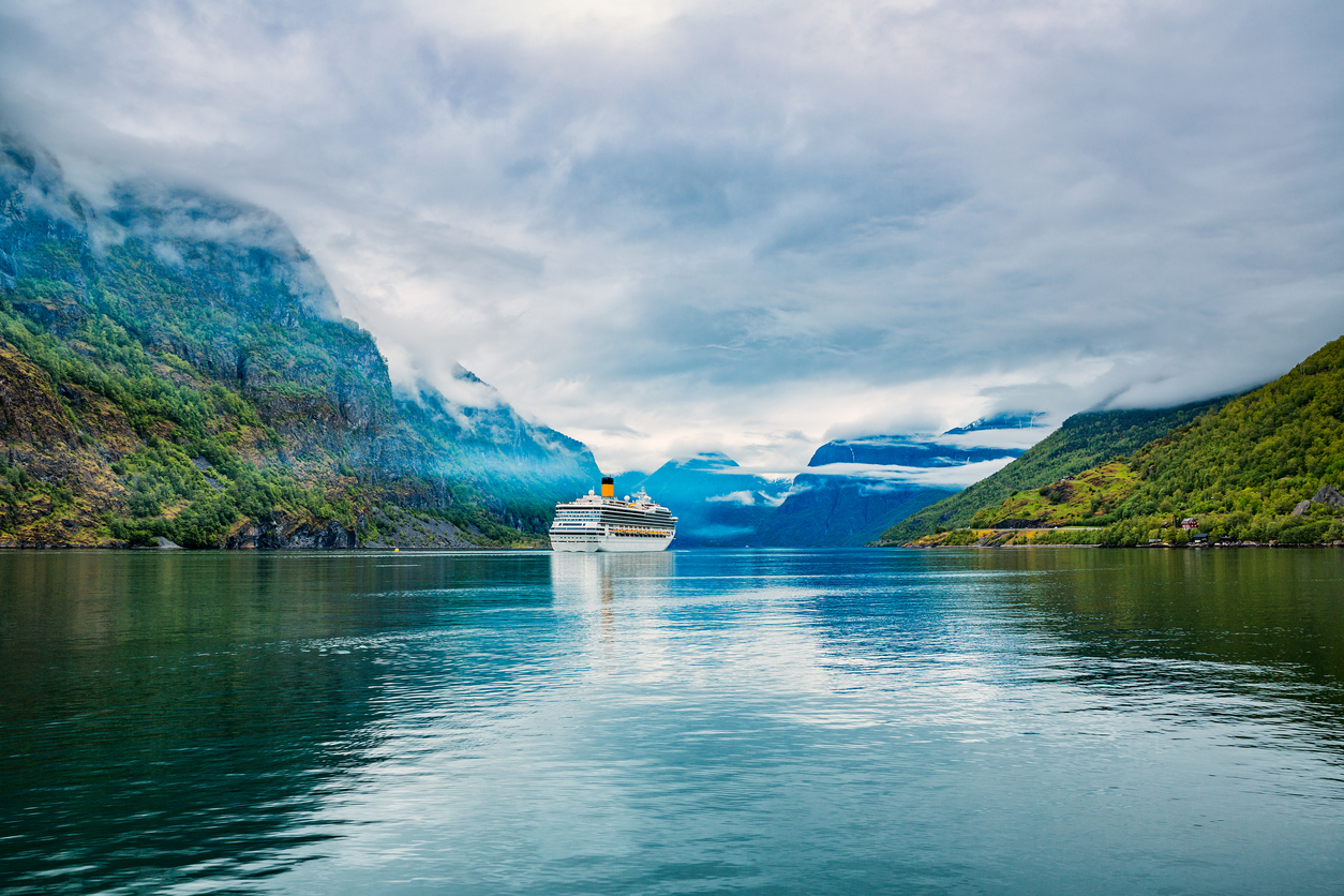 The new flights to Norway will allow tourists easy access to the stunning fjords