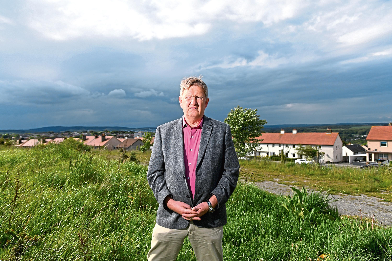 Councillor Alex Nicoll