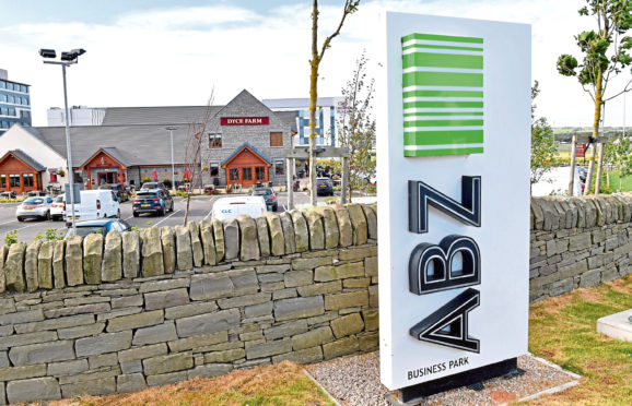 The new car park is hoped to be built at the ABZ Business Park
