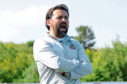 Cove Rangers manager Paul Hartley. Picture by Kenny Elrick