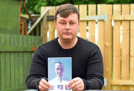 Hayden Reeve has voiced concern over the man who murdered his father, John Anderson being granted day release from prison