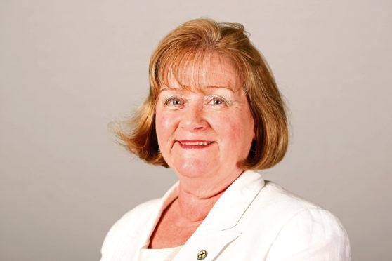 South Aberdeen and North Kincardine MSP Maureen Watt