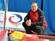 Curl Aberdeen manager and former Winter Olympian Tom Brewster.