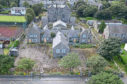 Grampian Housing Association wants to build 55 homes on the site of Victoria Road School
