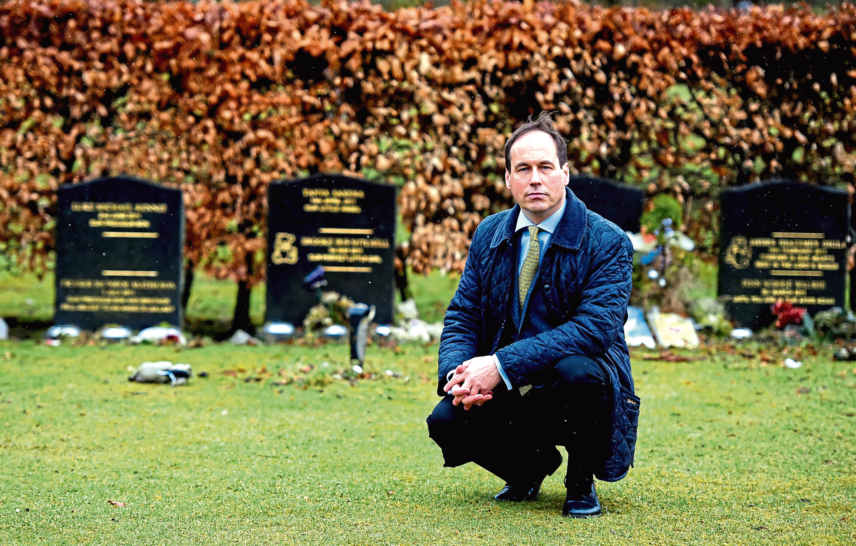 Councillor Martin Greig has urged council bosses to push forward with proposals to expand Hazlehead Cemetery