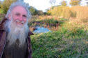 Bob Davis had a passion for nature and the environment