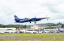Eastern Airways has operated the Aberdeen to Norwich route since 2017