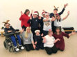 The Makaton choir at Orchard Brae school