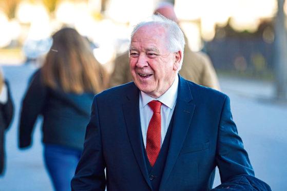 Former Aberdeen boss Craig Brown.