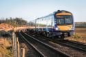 "The benefits of the track dualling are ""likely to be realised"" in changes to the rail timetable from December 15"