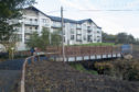 The new Farburn Bridge in Dyce