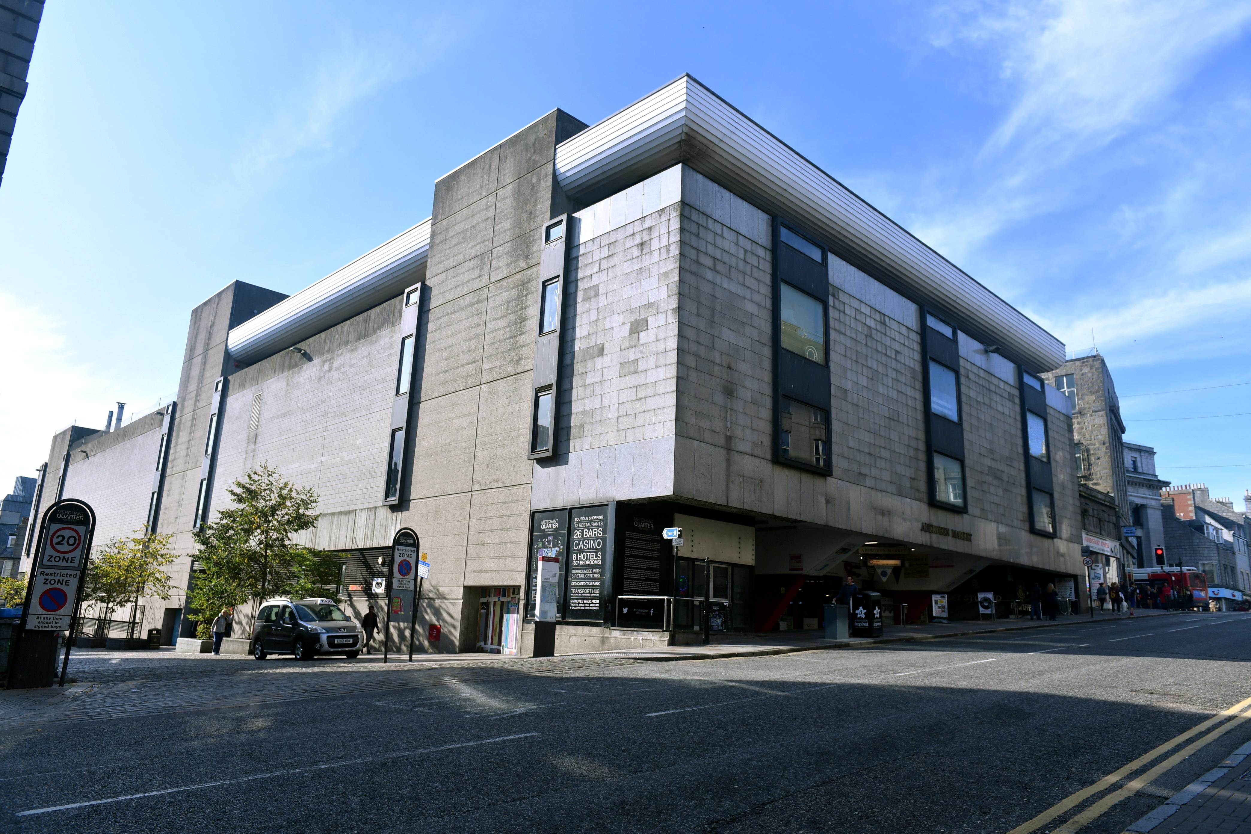 The Aberdeen Indoor Market