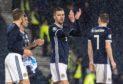Scotland and Aberdeen's Michael Devlin.