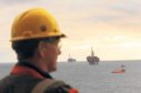 Shell's Brent field. Greenpeace say they have occupied the Bravo and Alpha platforms