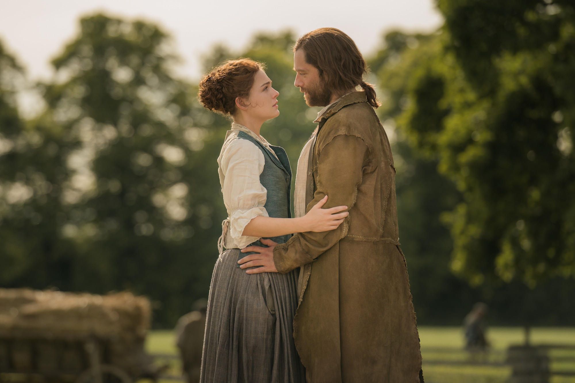 The world of Outlander will be showcased at the event