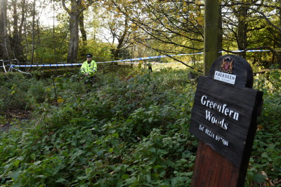 According to police, the charge relates to an alleged incident in Greenfern Woods