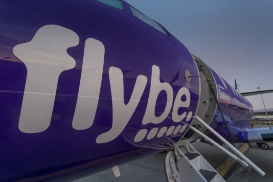 Eastern Airways has reintroduced the Flybe flights from Aberdeen to Cardiff