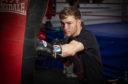 Billy Stuart of Granite City Boxing Club.    Picture by Abermedia / Michal Wachucik