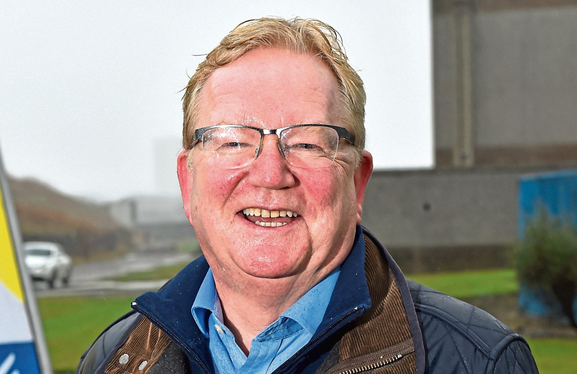 Jackson Carlaw, interim leader of the Scottish Conservatives.