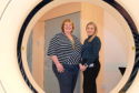Radiographers at NHS Grampian have been praised