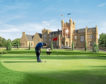 An artist's impression of the course at Ury Estate, Stonehaven, designed by golf legend Jack Nicklaus