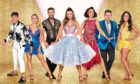 The celebrity line-up for Strictly Come Dancing's visit to Aberdeen