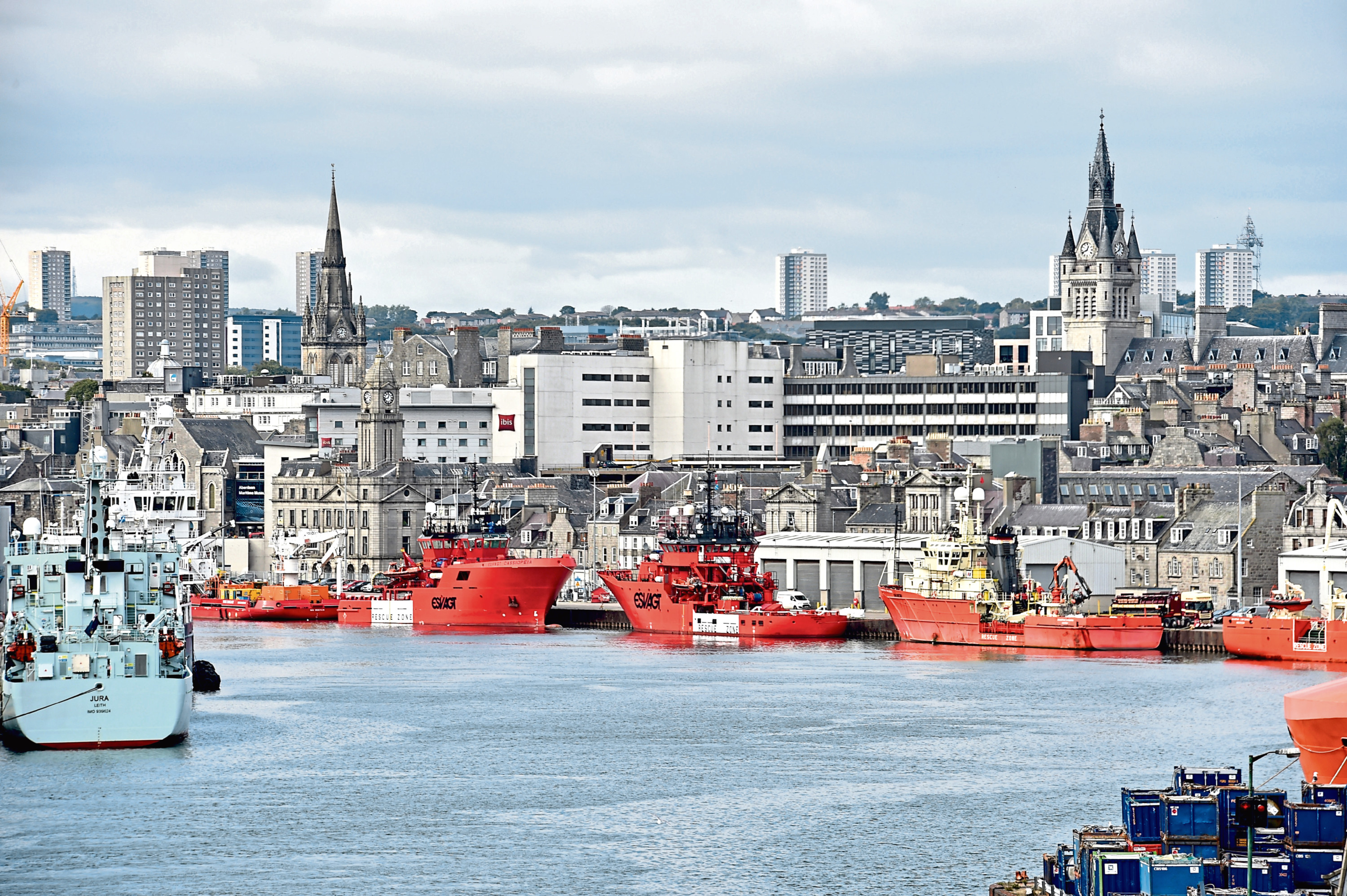 The Aberdeen Harbour Board has appointed a new finance director