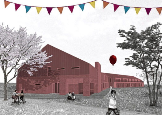 What the new Charlie House centre could look like